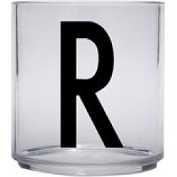 Design Letters Design Letters Kids Personal Drinking glass R One Size