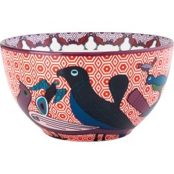 Images d'Orient - Bird of Paradise Cereal Bowl found on Bargain Bro UK from Amara UK