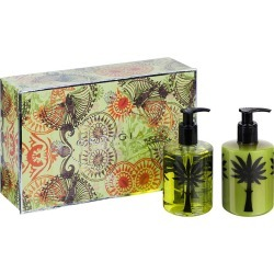Ortigia - Fico D'India Body Cream & Liquid Soap Gift Set found on Makeup Collection from Amara UK for GBP 59.55