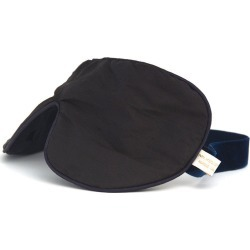 Holistic Silk - Plain Black Unisex Eye Mask found on Makeup Collection from Amara UK for GBP 64.74