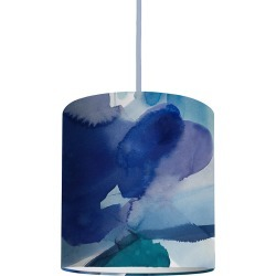 Bluebellgray - Blue Skies Ceiling Lamp Shade - Small