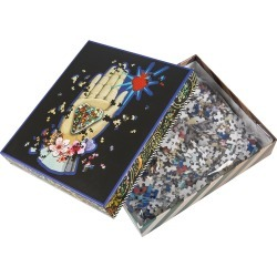Christian Lacroix - Heritage Collection Maison de Jeu Puzzle