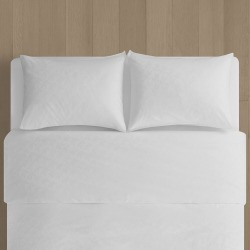 Calvin Klein - CK ID Quilt Cover - White - Double found on Bargain Bro India from Amara AU for $198.06