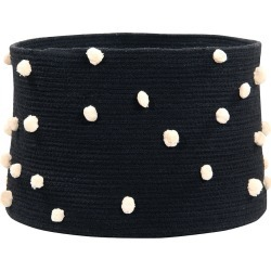 Lorena Canals - Panier en Coton Galets - Black found on Bargain Bro Philippines from Amara FR for $80.60