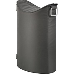 Blomus - Frisco Laundry Bin - Anthracite found on Bargain Bro Philippines from Amara US for $121.00