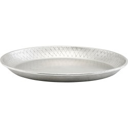 House Doctor - Silver Diamond Tray - Small found on Bargain Bro UK from Amara UK