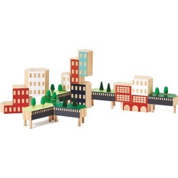 Areaware - Blockitecture Building Blocks - NYC Greenway found on Bargain Bro Philippines from Amara US for $62.00