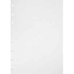 Filofax - A5 Notebook Refill Paper - Dotted found on Bargain Bro UK from Amara UK