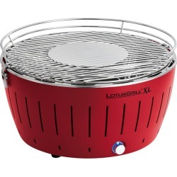 Lotus Grill - Portable Charcoal Grill - XL - Red found on Bargain Bro UK from Amara UK