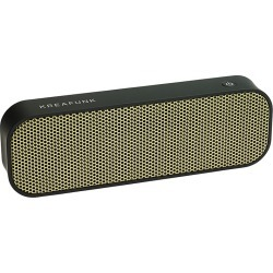 KREAFUNK - aGroove Bluetooth Speaker - Black found on Bargain Bro Philippines from Amara US for $82.00