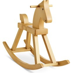 Kay Bojesen - Wooden Rocking Horse found on Bargain Bro Philippines from Amara US for $620.00