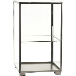 House Doctor - Glasschrank - Zink found on Bargain Bro Philippines from Amara FR/DE for $254.80