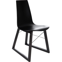 Horm & Casamania - Ray Chair - Beech & Black