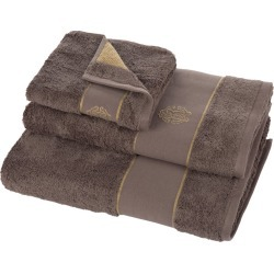 Roberto Cavalli - Gold Towel - Coffee - Guest Towel found on Bargain Bro UK from Amara UK