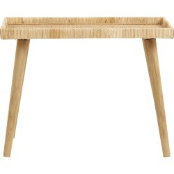 Nordal - Riva Rattan Table - Large