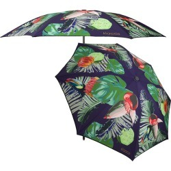 Klaoos - The Independent Patio Umbrella - Aubergine found on Bargain Bro UK from Amara UK