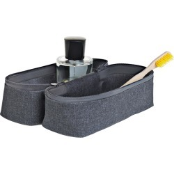 Nomess Copenhagen - Toiletry Bag - Grey found on Makeup Collection from Amara UK for GBP 29.84