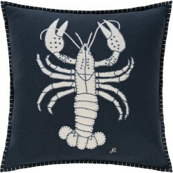 Jan Constantine - Seaside Lobster Cushion - 46x46cm