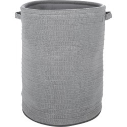 A by AMARA - Knitted Laundry/Storage Basket - Light Grey found on Bargain Bro India from Amara AU for $56.95