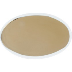 Canvas Home - Plat Ovale Dauville - Or - Petit found on Bargain Bro Philippines from Amara FR for $31.20