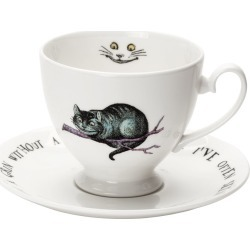 Mrs Moore's Vintage Store - Cheshire Cat Teacup & Saucer found on Bargain Bro India from Amara AU for $44.68