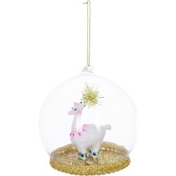 A by Amara - Lama with Hat Bauble found on Bargain Bro UK from Amara UK