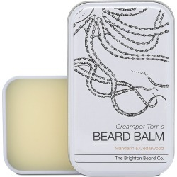 The Brighton Beard Company - Creampot Tom's Beard Balm - Mandarin & Cedarwood found on Makeup Collection from Amara UK for GBP 23.34