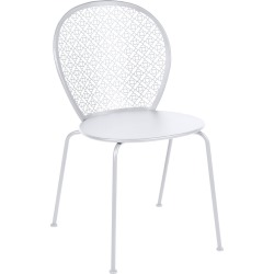 Fermob - Lorette Garden Chair - Cotton White found on Bargain Bro UK from Amara UK