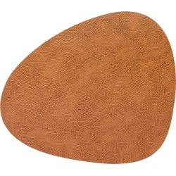LIND DNA - Hippo Curve Table Mat - Nature - Large