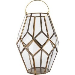 Nkuku - Mohani Lantern - Large found on Bargain Bro UK from Amara UK