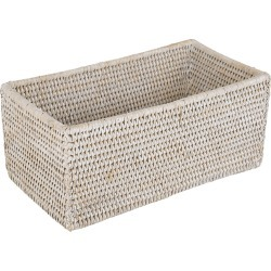 Decor Walther - Boîte Tout Usage Panier UTB - Rotin Clair found on Bargain Bro India from Amara FR for $61.10