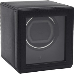 Wolf - Cub Watch Winder with Cover - Black found on Makeup Collection from Amara UK for GBP 278.95