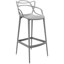 Kartell - Masters Stuhl - Grau - 75cm found on Bargain Bro Philippines from Amara FR/DE for $393.90