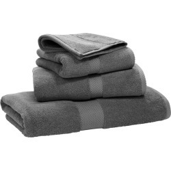 Ralph Lauren Home - Avenue Charcoal - Bath Sheet
