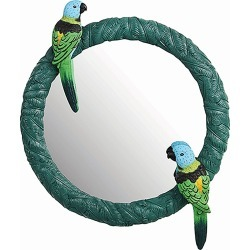 &Klevering - Canaries Mirror - Green found on Bargain Bro India from Amara US for $55.00