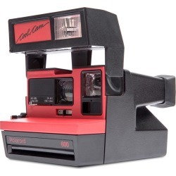 Polaroid Originals - Polaroid 600 Camera - Cool Cam Red found on Bargain Bro UK from Amara UK