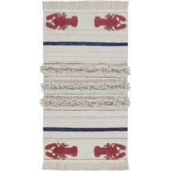 Lorena Canals - Mini Lobster Washable Rug - 80x140cm