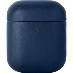 Native Union - Leather Airpods Case - Blue found on Bargain Bro India from Amara AU for $54.14