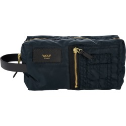 Wouf - Navy Bomber Travel Case found on Makeup Collection from Amara UK for GBP 54.14