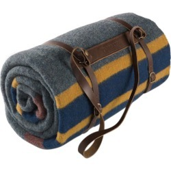 Pendleton - Twin Camp Blanket with Carrier - Lake found on Bargain Bro UK from Amara UK