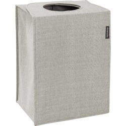 Brabantia - Rectangle Laundry Bag - 55 Liters - Gray found on Bargain Bro India from Amara US for $41.00