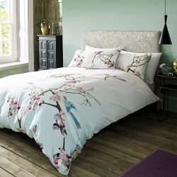 Ted Baker - Flight of the Orient Duvet Cover - Super King found on Bargain Bro UK from Amara UK