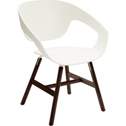 Horm & Casamania - Chaise Vad en bois - Blanc found on Bargain Bro India from Amara FR for $544.70