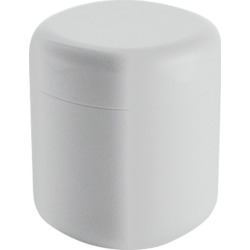 Alessi - Birillo Cotton Swabs Holder - White found on Makeup Collection from Amara UK for GBP 22.61