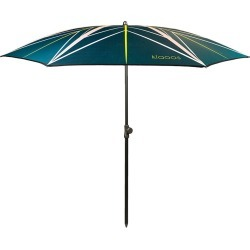 Klaoos - The Irresistible Beach Umbrella - Light Blue