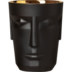 Sieger by Furstenberg - Prometheus Tumbler - Satin Black found on Bargain Bro Philippines from Amara US for $250.00