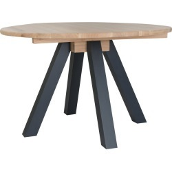 Garden Trading - Clockhouse Round Dining Table - Carbon found on Bargain Bro UK from Amara UK
