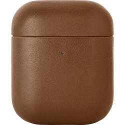 Native Union - Leather Airpods Case - Tan found on Bargain Bro UK from Amara UK