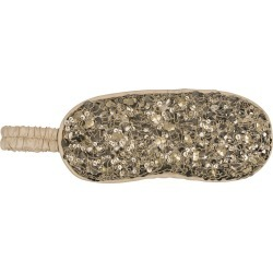 A by Amara - Sequin Eye Mask - Gold found on Makeup Collection from Amara UK for GBP 21.8
