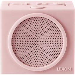 Lexon - Tykho Wireless Speaker - Pink found on Bargain Bro Philippines from Amara US for $76.00